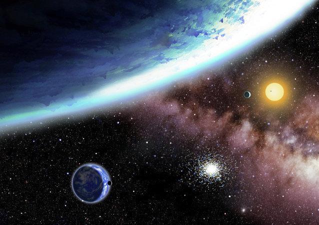 Planètes Kepler-62e et Kepler-62f
