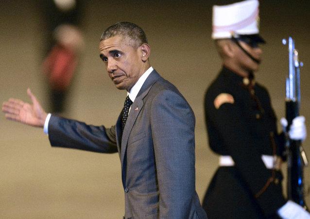 Président américain Barack Obama
