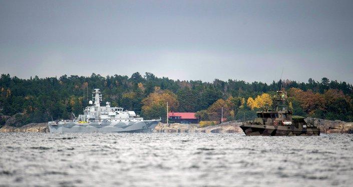 Suède: le rapport sur l'objet sous-marin non identifié pas accessible au public