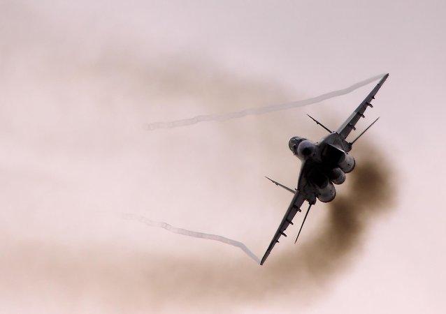Des avions militaires russes en Syrie?