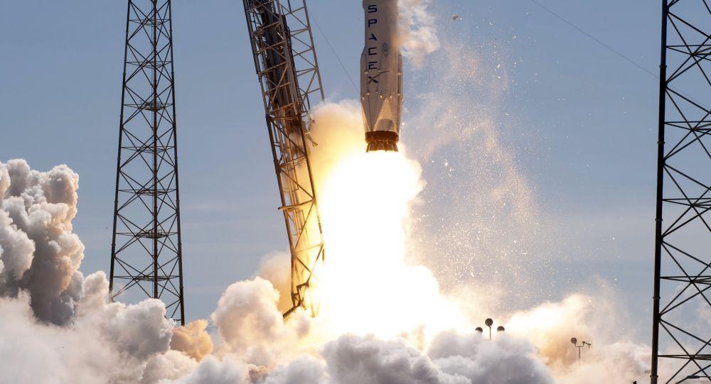 La NASA dévoile pourquoi la fusée de Musk a explosé en 2015