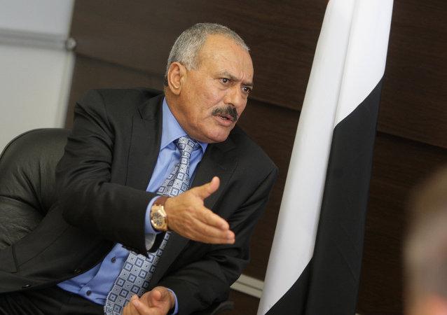 Ali Abdallah Saleh