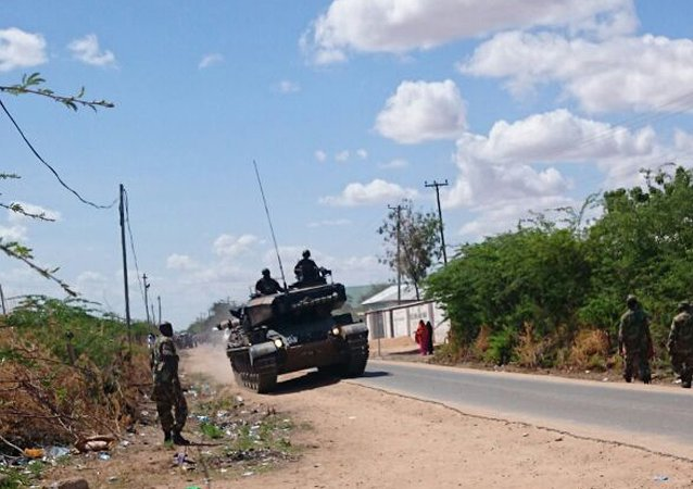 Après l'attentat à Garissa