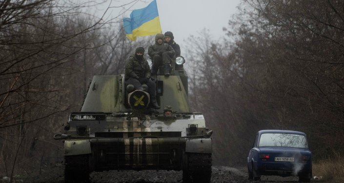 Militaires ukrainiens (Archives)