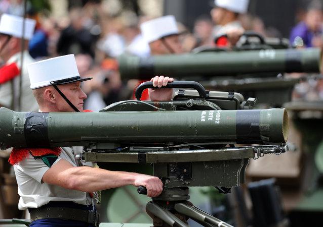 Missiles antichar Milan