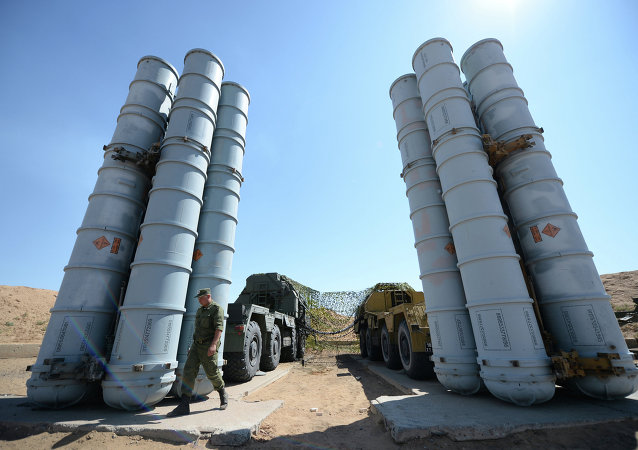 Missiles russes S-300