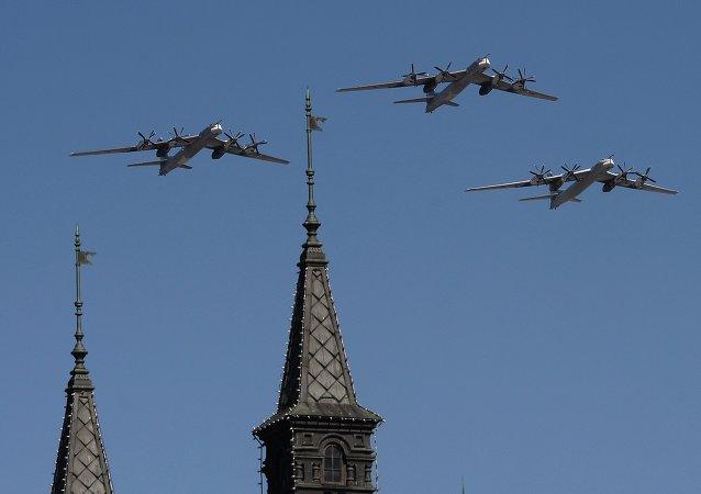Défilé militaire à Moscou