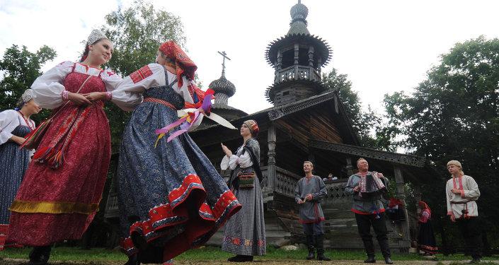 La fête de la Transfiguration dans la région de Novgorod