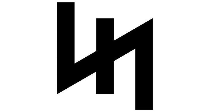 Emblème crochet de loup (Wolfsangel)
