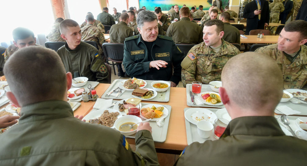Instructeurs militaires américains
