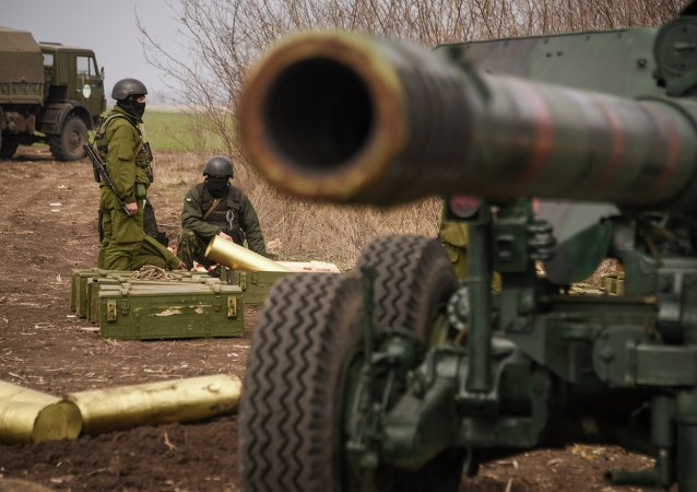 Soldats ukrainiens (Archives)