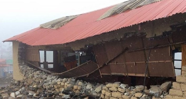 Népal: puissant et meurtrier séisme