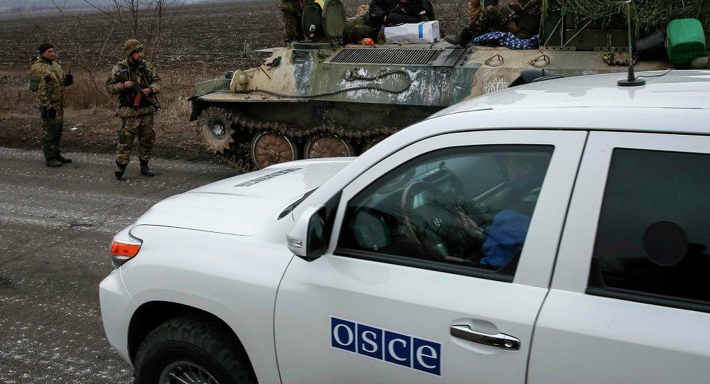 Observateurs de l'OSCE