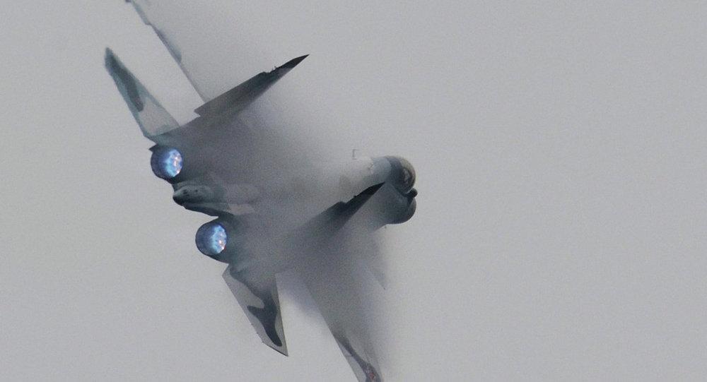 Многофункциональный истребитель Су-30 МКИ