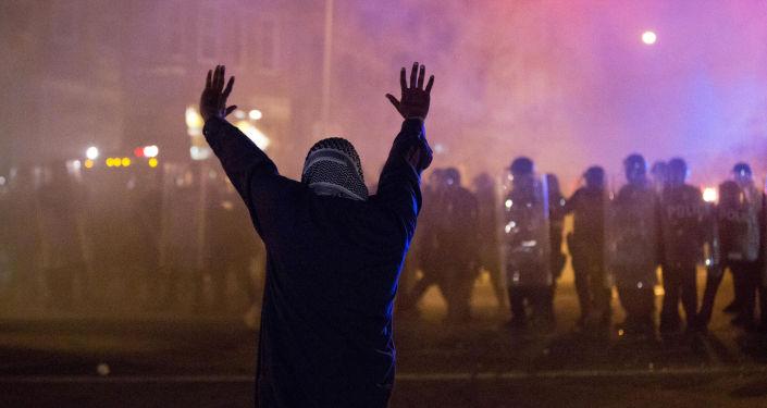 Deux jours d'émeutes à Baltimore