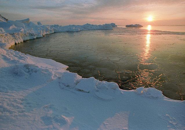 l'Arctique