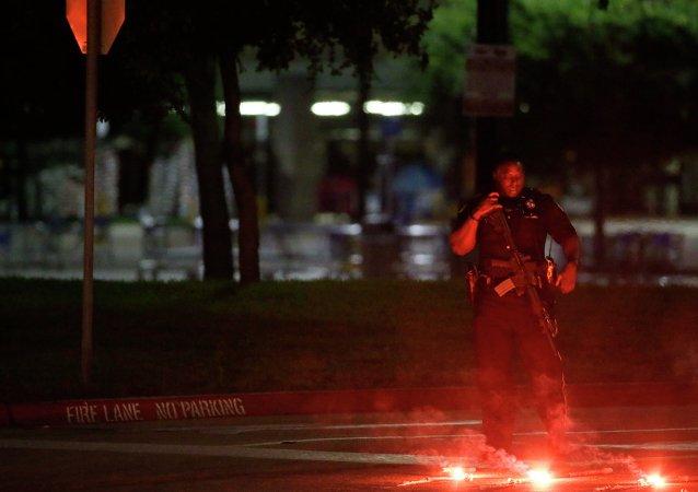 Police de Garland, au Texas