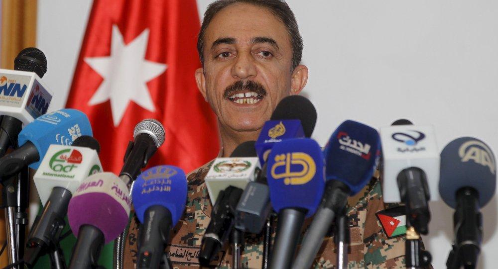 Le commandant jordanien des exercices Eager Lion, le général Fahd al-Damin
