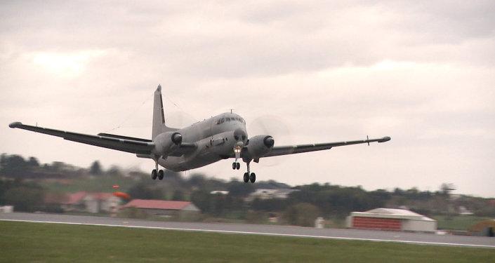 Norvège: un avion  patrouilleur français lance un exercice annuel de l'Otan