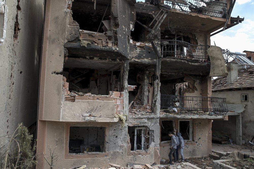 Сonséquences de l'opération antiterroriste à Kumanovo