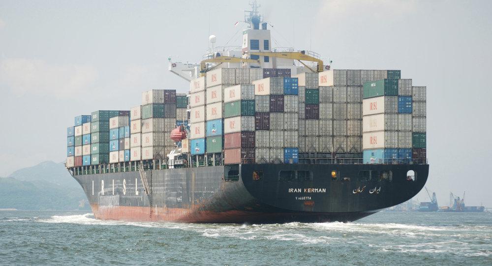 Cargo iranien