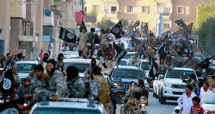 combattants de l'État islamique