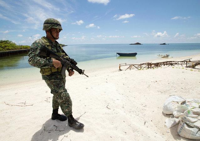 Militaire philippin