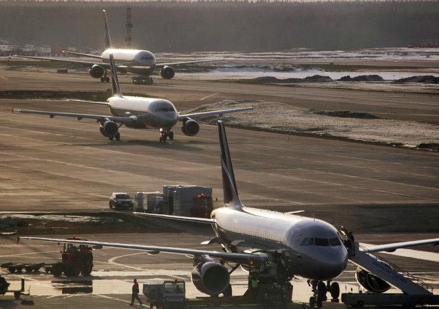 Airbus-319, Airbus-320 et Boeing-767