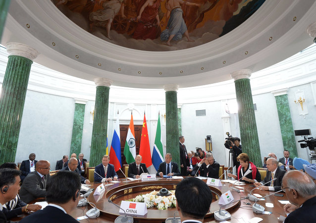 Réunion es BRICS (archives)