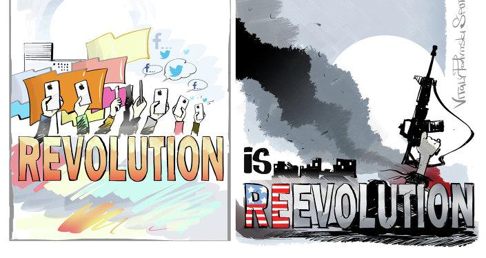Révolutions de couleur: rêve vs réalité
