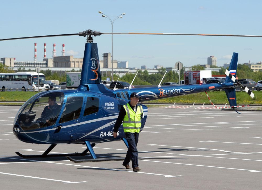 La grand-messe de l'hélicoptère ouvre ses portes à Moscou