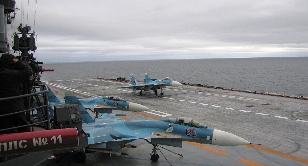 La Marine russe va s'offrir un nouveau porte-avion