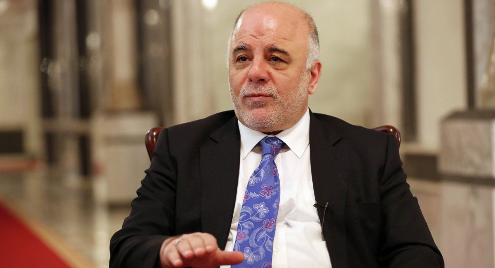 Premier ministre irakien Haider al-Abadi