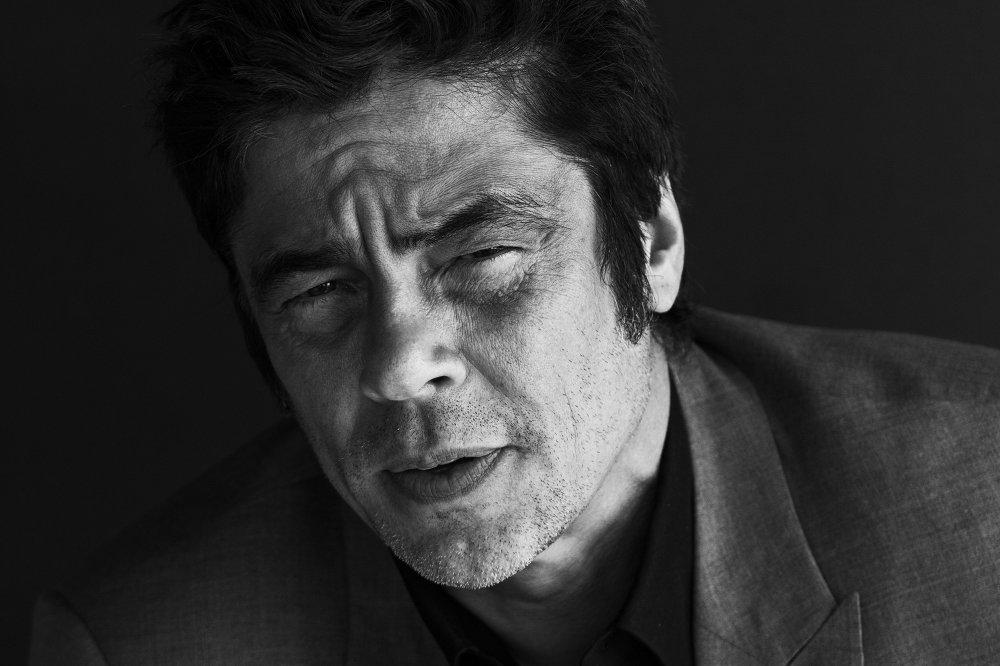 L'acteur portoricain Benicio del Toro