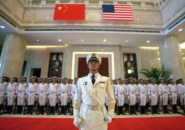 La marine chinoise