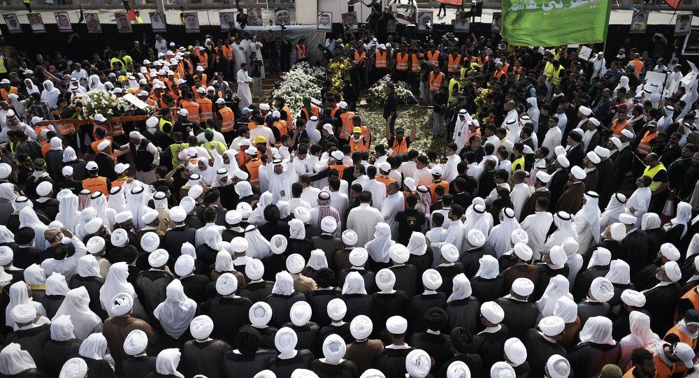 Attentat en Arabie saoudite: un demi-million de personnes aux funérailles