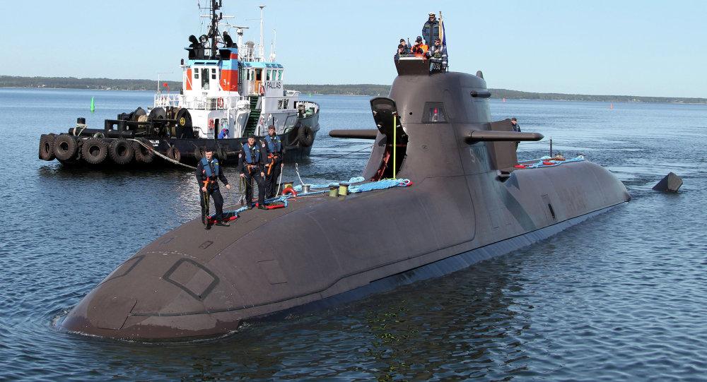 Sous-marin allemand U34