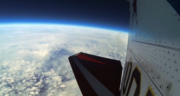 Atteindre la stratosphère en MiG-29