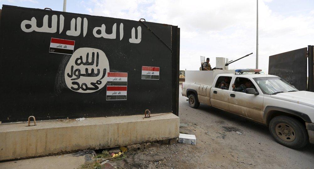 Drapeau de l'Etat islamique