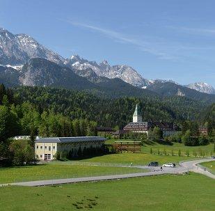 Hôtel Schloss Elmau
