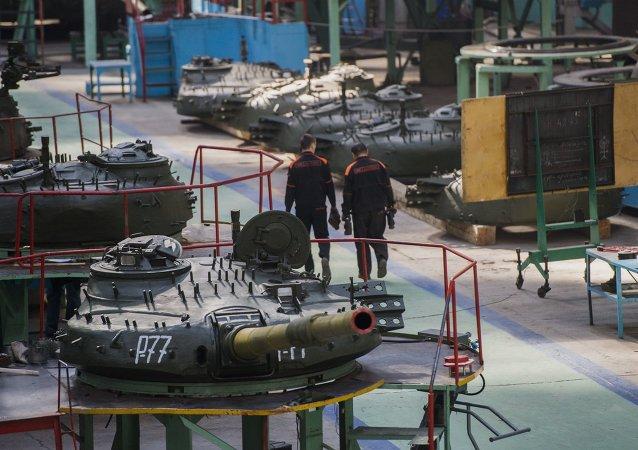 Modernisation du char T-72