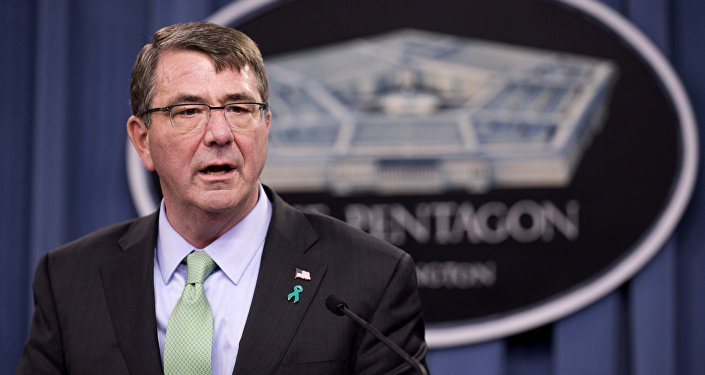 Ministre US de la Défense Ashton Carter