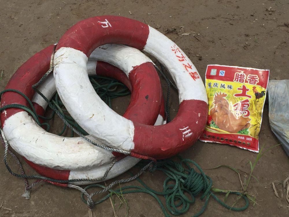Chine: renflouage du navire de croisière Etoile de l'Orient