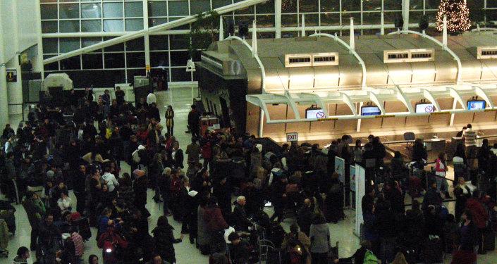 Aéroport JFK de New York