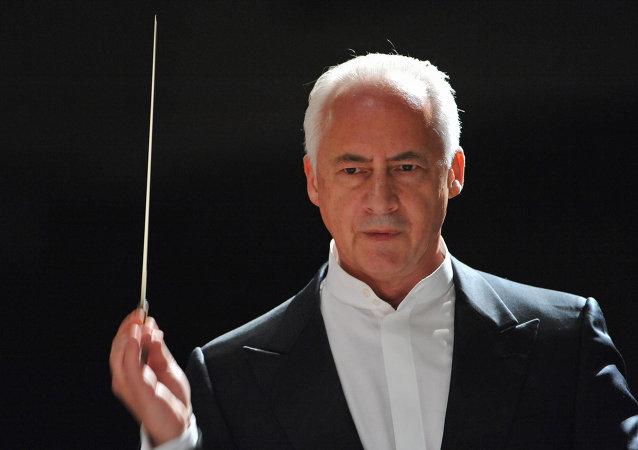Vladimir Spivakov, célèbre violoniste et président de la Maison de la musique