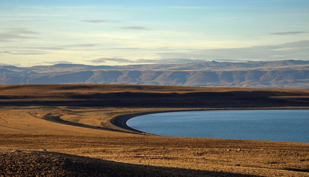 La Steppe patagonienne