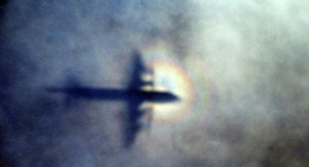 L'avion de l'Armée de l'air royale de Malaisie
