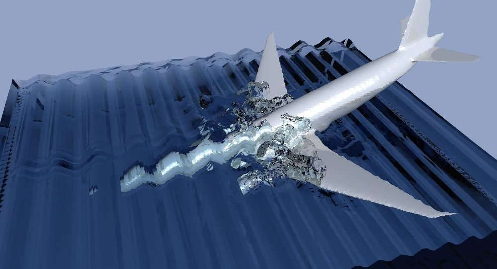 Malaysia Airlines Flight MH370: Water Entry of an Airliner