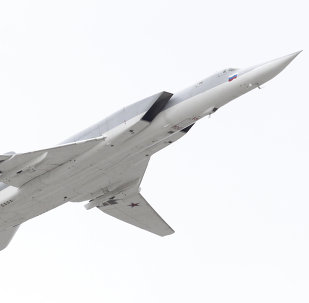 Bombardier supersonique Tu-22 M3