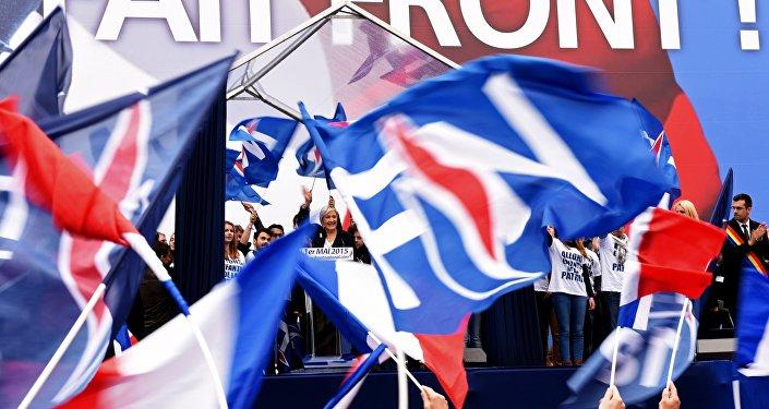 Front national à Paris